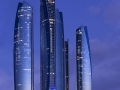 Jumeirah at Etihad Towers - street1