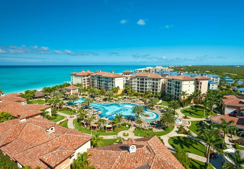 Beaches Turks and Caicos Resort & Spa - view