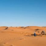 Follow his footsteps from Morocco's coast to desert