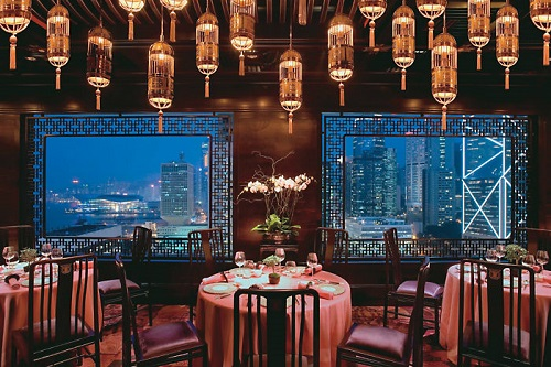 Mandarin Oriental, restaurant view-resized